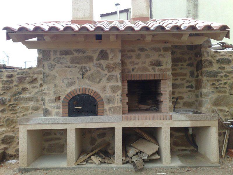 Alacena alfarera - Barbacoas y hornos de lena ...